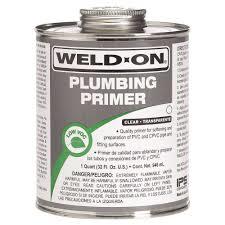 Plumbing Primer, .5PT