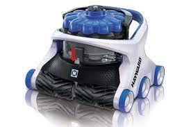 Aqua Vac 650 Robotic Vacuum w/ Caddy