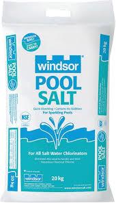 Pool Salt, 20kg