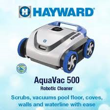 Hayward Aqua Vac 500 Robotic Cleaner