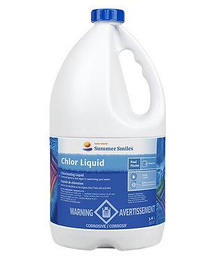 Chlor Liquid,3.6L