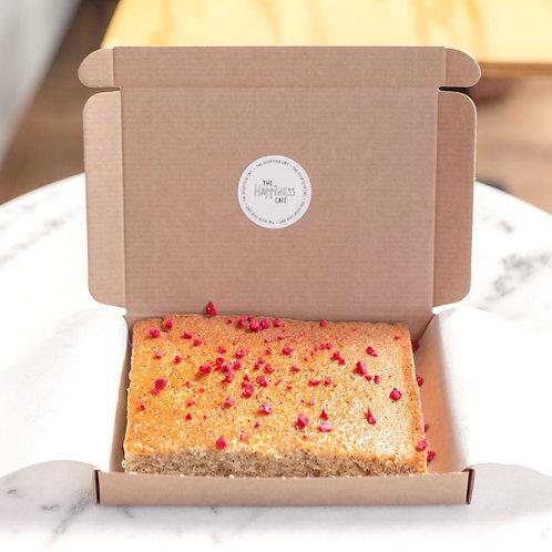 Lemon poppyseed cake per post
