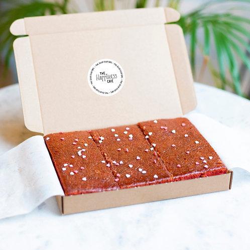 Red velvet cake per post