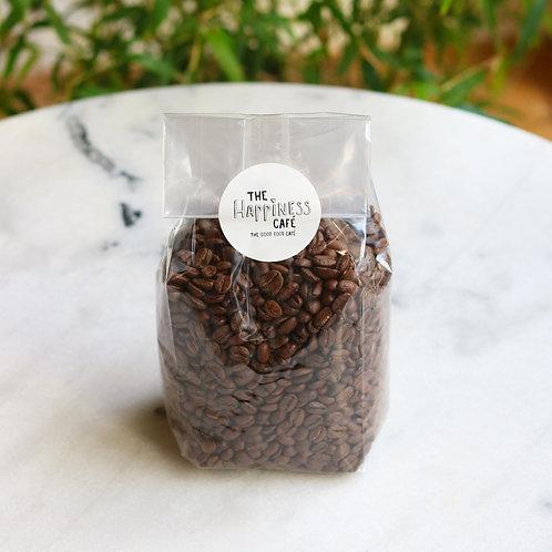 Bio koffiebonen