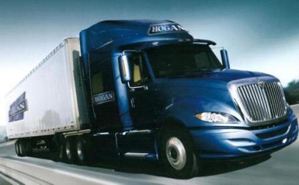 Hogan Transports Truck and Traler
