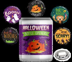 Halloween Bottle Openers