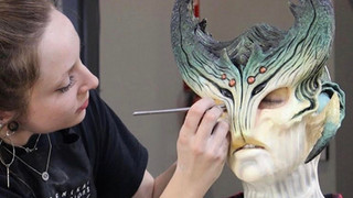 Creature + Character Makeup