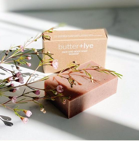 Butter + Lye