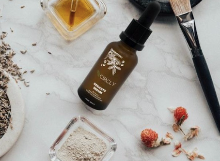 Skincare meets Upcycling: C!RCLY