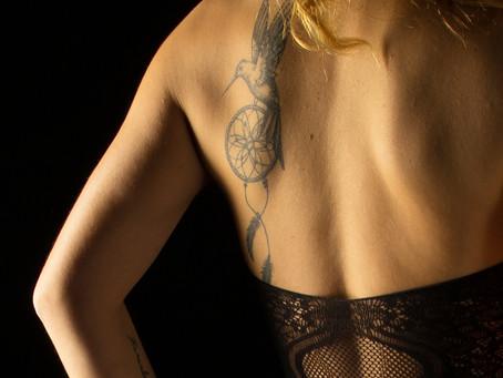 Vos tatouages à l'honneur ou Shooting Tattoo