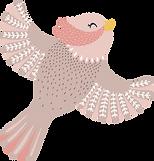 Ce joli petit oiseau s'envole vers le blog pour vous faire découvrir nos petits articles d'inspirations ou de tutoriels sur le Customisation textile et l'utilisation du flex thermocollant et du transfert textile.