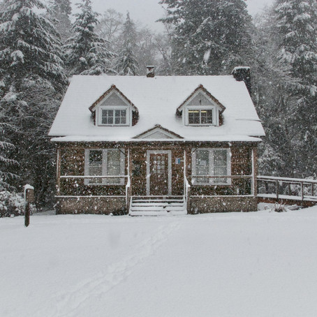 REASONS THIS WINTER MIGHT BE THE BEST TIME TO SELL