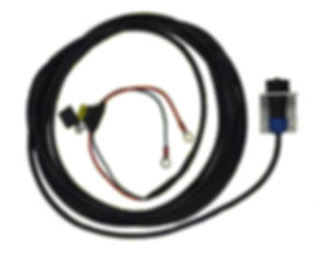 Motorstep caravan portable step lift connection cable for carvan and motorhome.