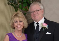 Mr.and Mrs. Rich Rinehart