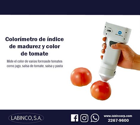Colorimetro de tomate