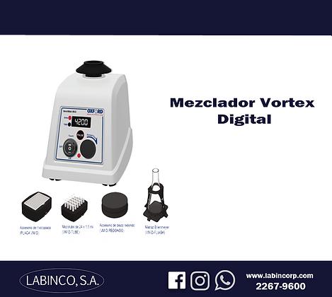 Mezclador Vortex Digital