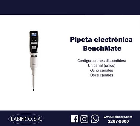 Pipeta Electronica