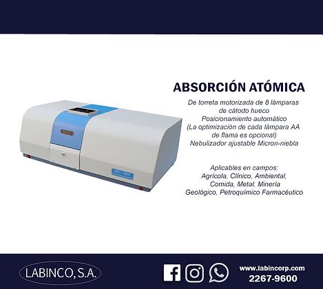 Absorción Atómica AA990