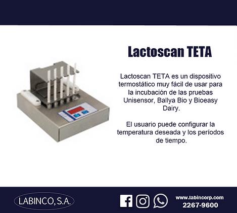 Lactoscan TETA