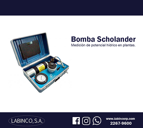 Bomba Scholander