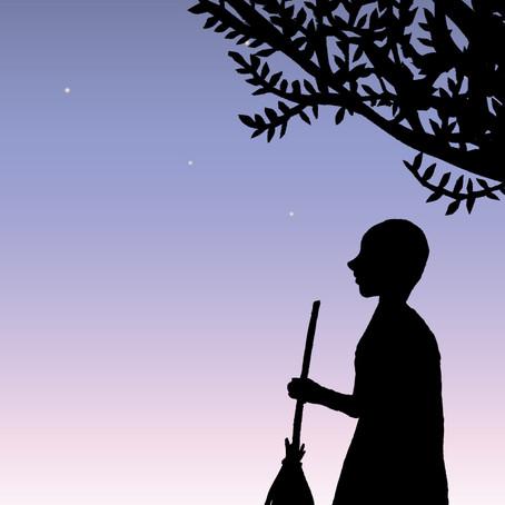 【連載】切り絵でみる仏教説話 No.4 レレレのおじさんのモデル