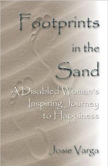 Footprints in the Sand by Josie Varga