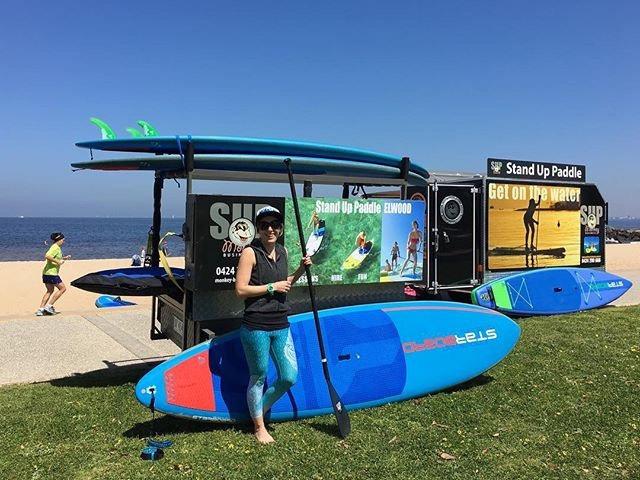 Elwood Beach SUP hire 1hr