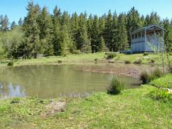 Upper Pavilion pond