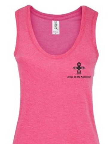 Tank Top Embroidered Logo