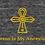 Thumbnail: Embroidered Zen Fleece Sweatpants With Gold Logo