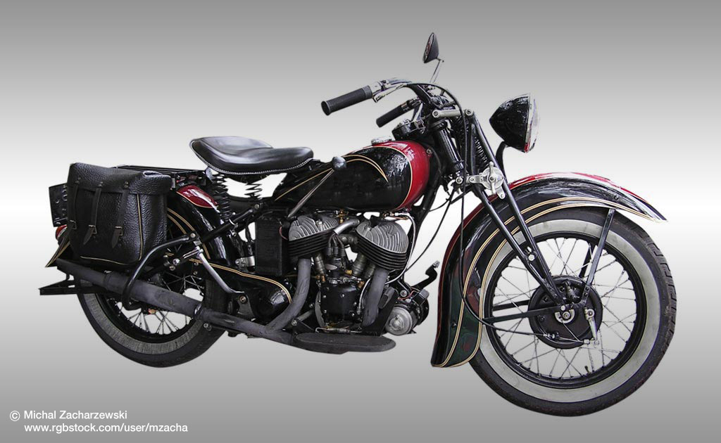 Classic Motorcycle 2