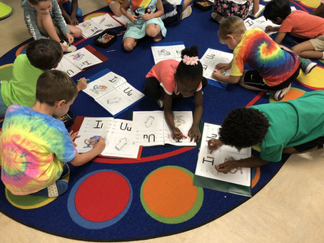 FUNdations--How we spell SUCCESS at TCS
