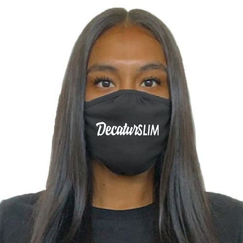 Decatur Slim Face Mask