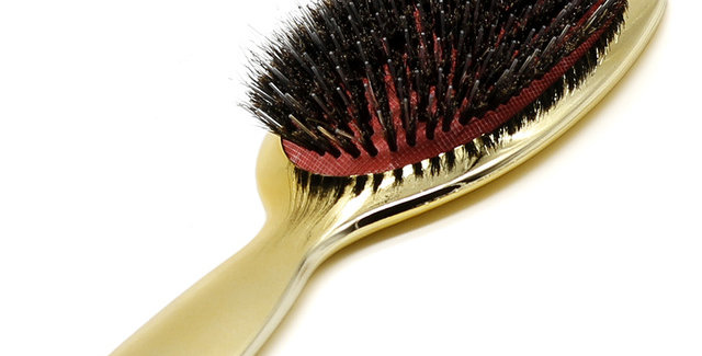 Z Chic Gold Luxe Natural Board Brush