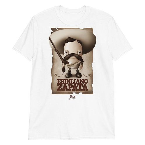 Ebinliano Zapata - Short-Sleeve Unisex T-Shirt