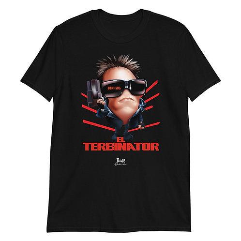 El Terbinator - Short-Sleeve Unisex T-Shirt