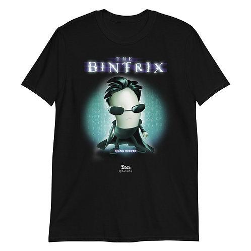 The Bintrix - Short-Sleeve Unisex T-Shirt