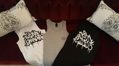 Dead Kings Collective ladies singlets