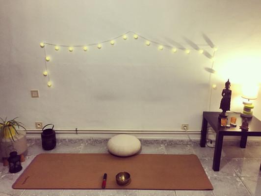 Studio cours de Yoga en ligne