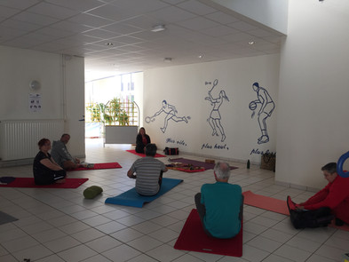 Cours Yoga Germinois