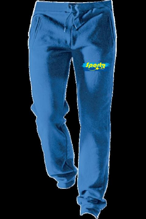 Pantalone Tuta Royal Blu