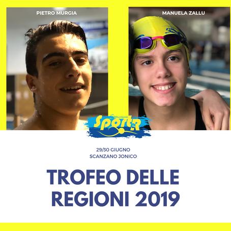 TROFEO DELLE REGIOI 2019