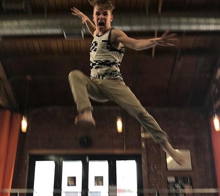 Stunt Performer Spotlight: Justin Ellings