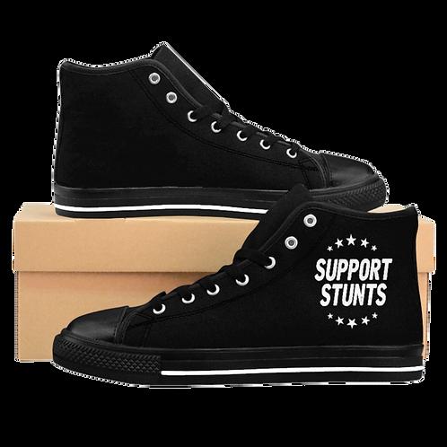 Support Stunts High-Top Sneaker