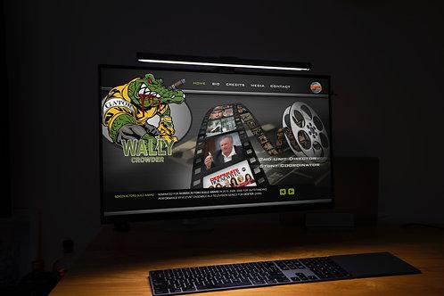 Stunt Performer Website