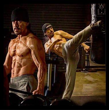 Stunt Performer Spotlight: Zak Lee Guarnaccia