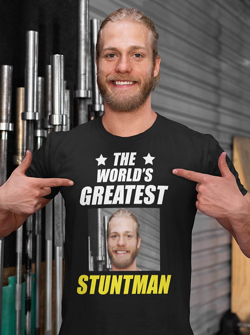 Custom Stunt T-Shirt