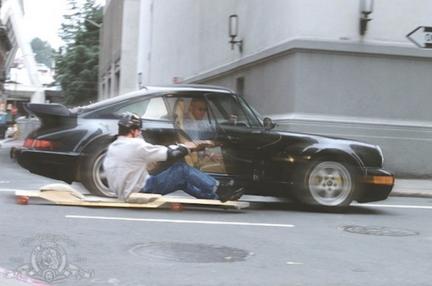 Stunt Performer Brennan Dyson