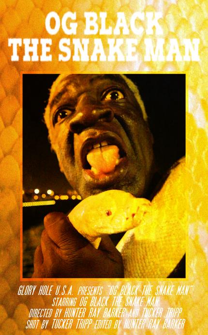 OG Black the Snake Man (2020)
