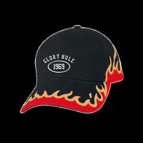 GLORY HOLE 1969 HAT